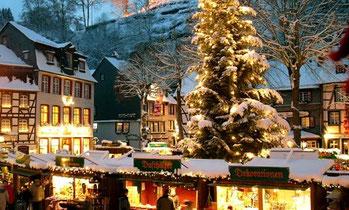 Monschau Weihnachtsmarkt