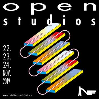 Atelierfrankfurt Open Studios 2019 vom 22.-24. November mit Jan-Malte Strijek