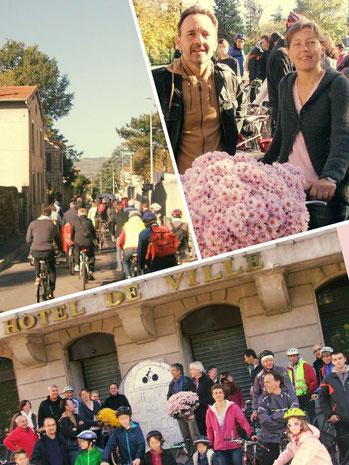 Le vélo doit avoir sa place en ville !