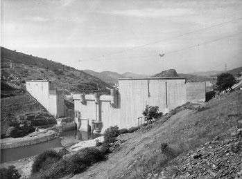 La presa de Torrejón, el lugar donde se produjo el peor accidente laboral,oculto por el franquismo.