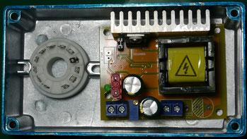 45-390V Boost Converter Module + 1590B
