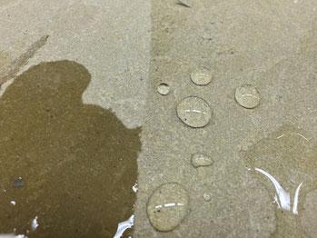 Wetterfeste Imprägnierung für Beton und Natursteine mit schmutz- und wasserabweisendem Effekt