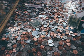 Auf Heller und Cent wird abgerechnet. (Bildquelle: pixabay.com)