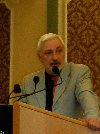 Kreisverbandsvorsitzender Günter Dubber