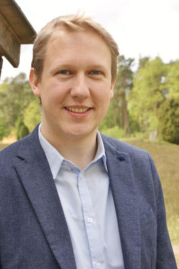 Felix Petersen - Vorsitzender des Samtgemeindeverbandes Amelinghausen