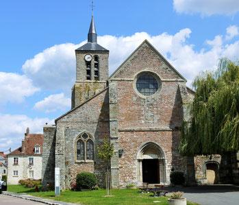 Église La Croix-en-Brie