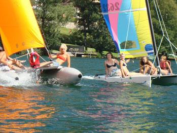 Sommerurlaub, Familienurlaub, Sport, Gästehaus Poppel