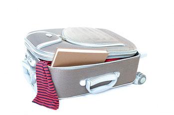 Haushalt organisieren - Reisevorbereitungen