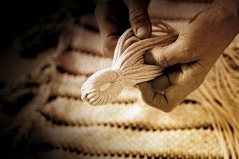 handmade knots