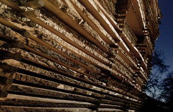 Natural materials - wood