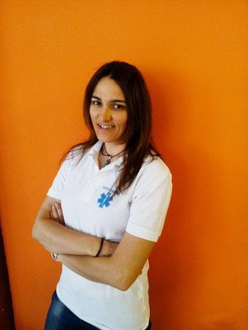 Maite Fornés- Enfermera