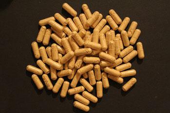 Nahrungsergänzungsmittel Pillen Tabletten