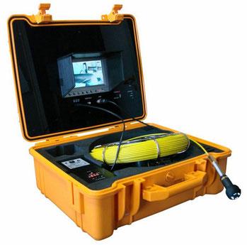Materiel inspection de canalisation camera video
