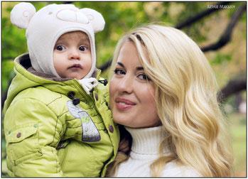 Семейные и детские фотосессии в Харькове