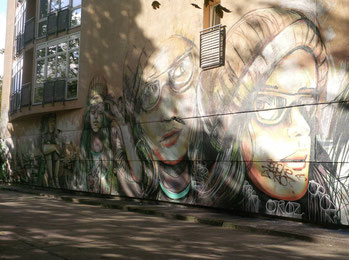 Top 5 art spots in Berlin