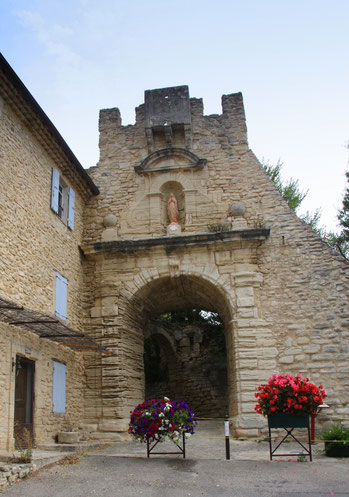 Bild: Crillon-le-Brave, Port Gérin, Vaucluse, Provence