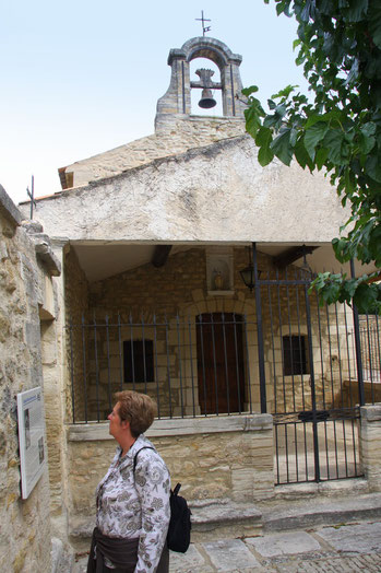 Bild:Capelle Saint Michel, Crillon-le-Brave, Vaucluse