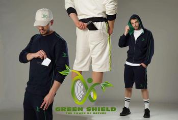 Vêtements de protection d'ondes électromagnétique CleanWaves