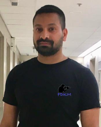 Ashokkumar Thevarajah FDKM CENTER CANADA