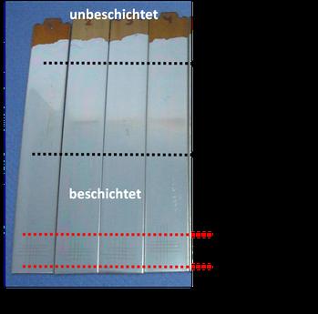 Wasserbasierter Anlaufschutz für Edelstahl bis 600 °C für Sprühen und Walzen