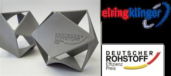 Die NANO-X GmbH erhält den Deutschen Rohstoffeffizienz-Preis 2012 für die Entwicklung eines schwermetallfreien Dieselrußkatalysators gemeinsam mit ElringKlinger.