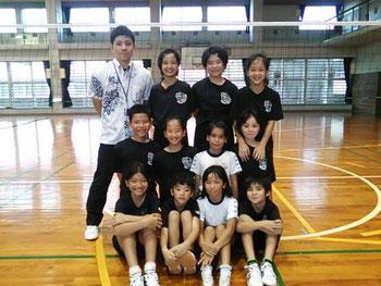 翔南バレーボールクラブ