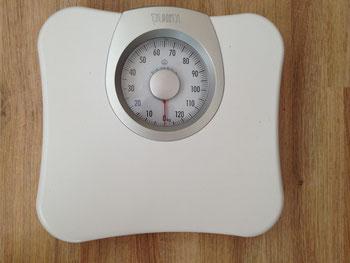 体重計は診察に欠かせません