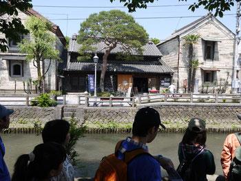 名所見学がたくさんできるのも、寄付ハイクin栃木の面白いところ。