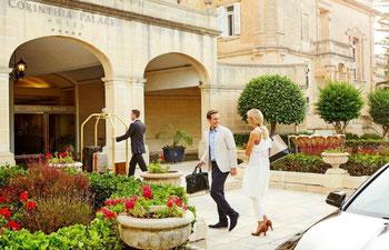 Corinthia Palace Hotel & Spa Malta