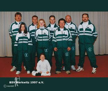 Foto - 10. Dessauer Hallenpokal 09.12.2001 - BSV Merkwitz 1997 e.V.