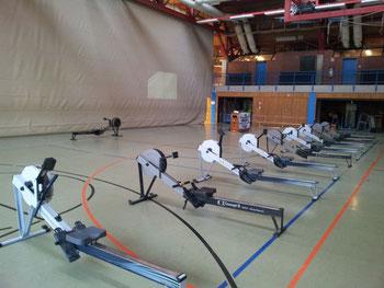 Die MRGR präsentiert sich an der Konrad-Duden-Schule