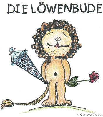 Die Löwenbude. Private Vorschule mit musikalischem Anteil. Gertraud Sander und Charlotte Sander. Bergisch Gladbach.