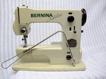 BERNINA Kl. 125, Hersteller: BERNINA Nähmaschinenfabrik Fritz Gegauf, Steckborn – Schweiz (Bilder: Occaphot.ch)