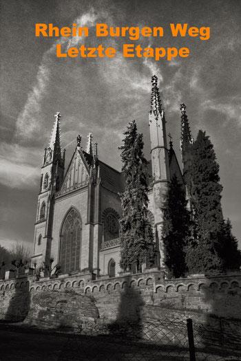 Rhein Burgen Weg Kirche