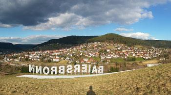 Немецкая провинция против русской деревни
