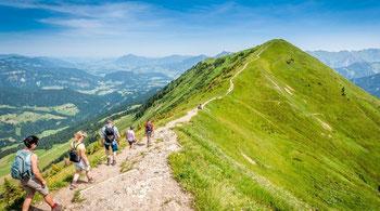 Оберстдорф: горнолыжные курорты