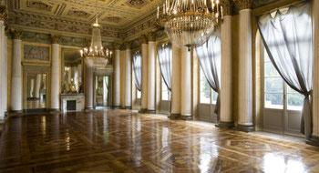 OmoGirando la Villa Belgioioso Bonaparte