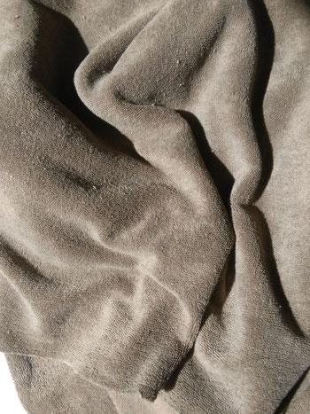 Stoffnummer BF06 sweat frottee- dünn, elastisch