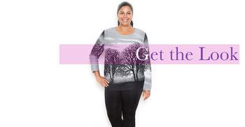 Damen Pullover in Übergrößen