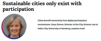 This article was published on May 11th, 2021 in the Tagesspiegel Extra-Briefing for Smart Cities & Regions.