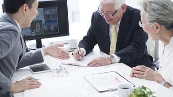 企業会計、相続に強い鑑定士