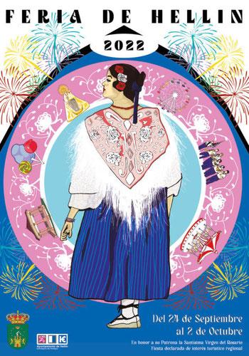 Programa de la Feria de Hellín
