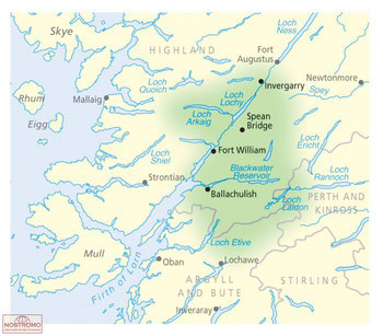 Région de Glencoe
