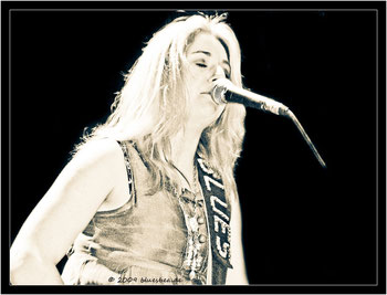 Joanne Shaw Taylor - BLUES CARAVAN 12.02.09 Fabrik Hamburg