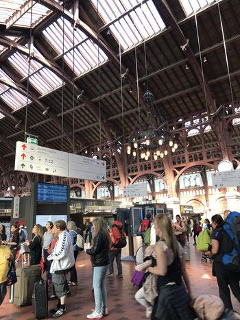 セブンイレブンばかり。CPH中央駅の中にも。
