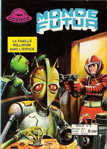 Monde Futur N° 31 de juin 1976.