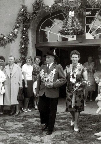 1962 Heinrich Vobbe und Marie Kipsieker