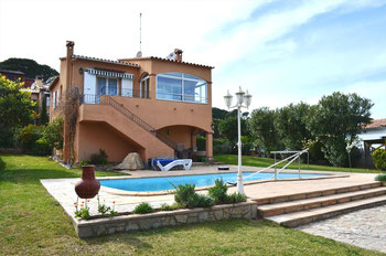 Location villa Begur