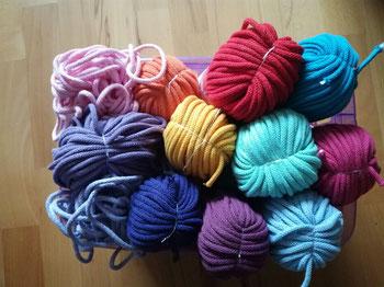 Bild mögliche Farben Seile