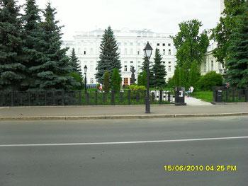 Кремль урамы